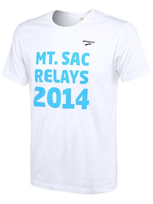 MTSACD4 Men's Mt SAC Relays 2014 Tee