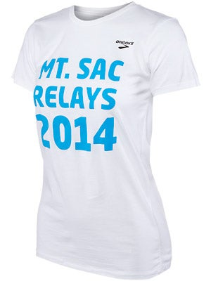 MTSACD4 Women's Mt SAC Relays 2014 Tee