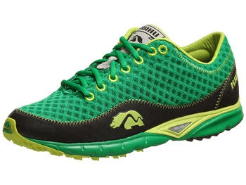 Karhu Flow Trail Fulcrum Men's Shoes JB Green/Scream
