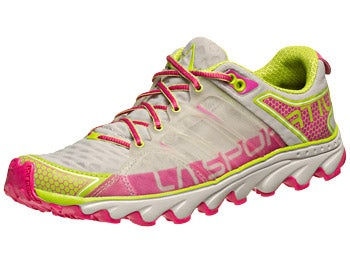 La Sportiva Helios Women's Shoes Green/Pink