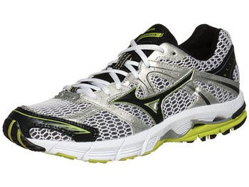 Mizuno Wave Alchemy 12 Men's Shoes Wht/Anthr/Lime