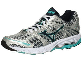 Mizuno Wave Alchemy 12 Women's Shoes Sil/Blu/Capri