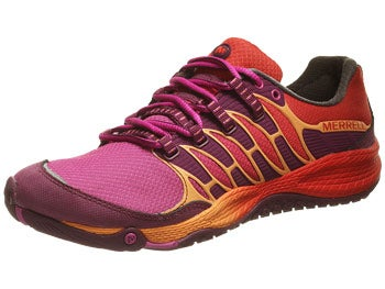 Merrell AllOut Fuse Women's Shoes Purple/Orange