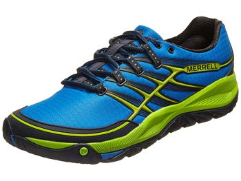 Merrell AllOut Rush Men's Shoes Blue/Lime