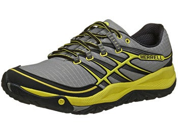 Merrell AllOut Rush Men's Shoes Wild Dove/Yellow