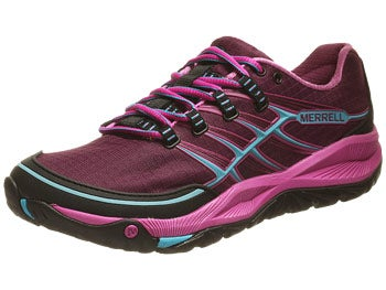 Merrell AllOut Rush Women's Shoes Purple/Horizon Blue