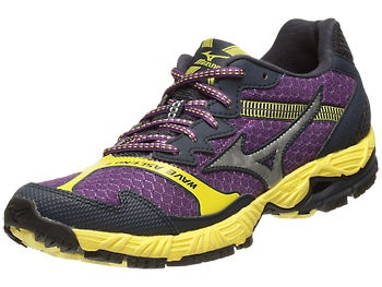 Mizuno Wave Ascend 8 Women's Shoes Pan/Sil/Aur