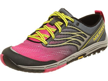 Merrell Ascend Glove Women's Shoes Black/Pink