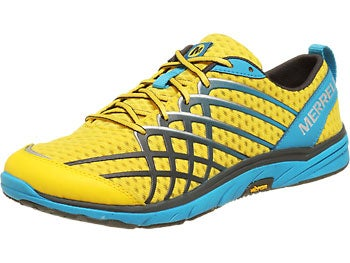 Merrell Bare Access 2 Men's Shoes Lemon Racer