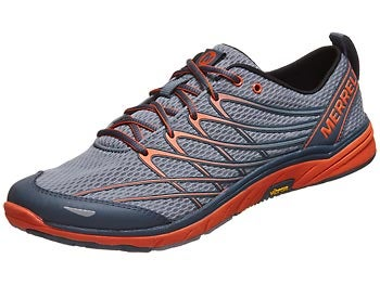 Merrell Bare Access 3 Men's Shoes Monument/Tanga