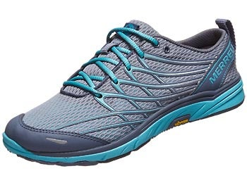 Merrell Bare Access Arc 3 Womens Shoes Sleet/Blue