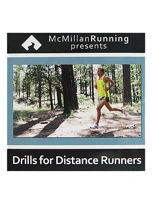 McMillan Drills for Distance Runners DVD