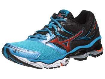 Mizuno Wave Creation 14 Men's Shoes Blu/Oran/Anth