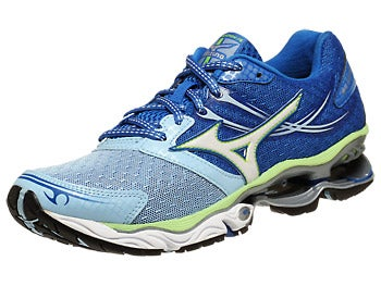 Mizuno Wave Creation 14 Women's Shoes Angel/Wht/Blu