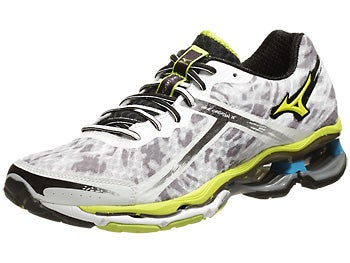 Mizuno Wave Creation 15 Men's Shoes White/Lime/Blue