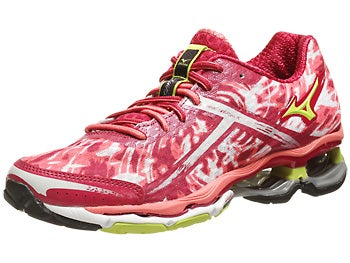 Mizuno Wave Creation 15 Women's Shoes Cer/Li/Cor