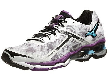 Mizuno Wave Creation 15 Women's Shoes White/Aqua