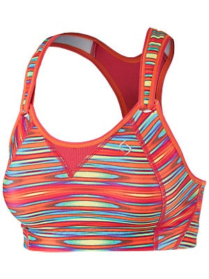 Moving Comfort Women's Rebound Racer Bra Print