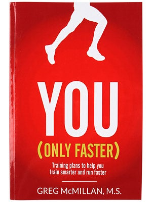 McMillan You (Only Faster) Book