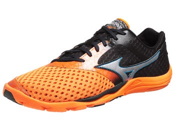 Mizuno Wave Evo Cursoris Men's Shoes Orange/Silver