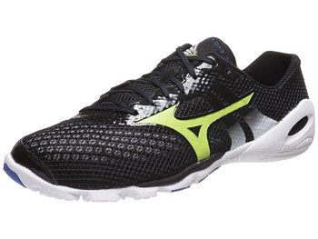 Mizuno Wave Evo Levitas Men's Shoes Anth/Lime/White
