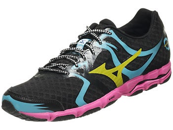 Mizuno Wave Hitogami Men's Shoes Blk/Yell/Electrc