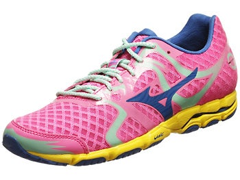 Mizuno Wave Hitogami Women's Shoes El/Blue/Yel