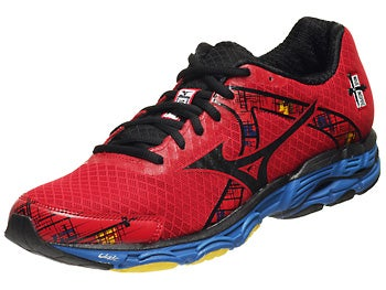 Mizuno Wave Inspire 10 Men's Shoes Red/Black/Blue
