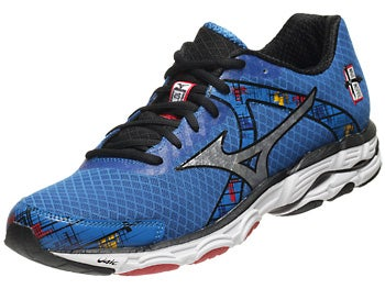 Mizuno Wave Inspire 10 Men's Shoes Blue/Silver/Red