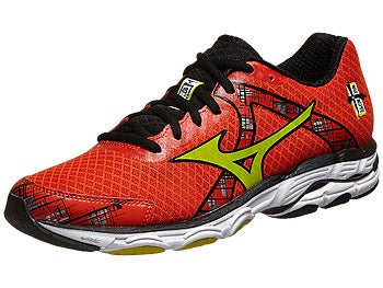 Mizuno Wave Inspire 10 Men's Shoes Tang/Sulfur/Black