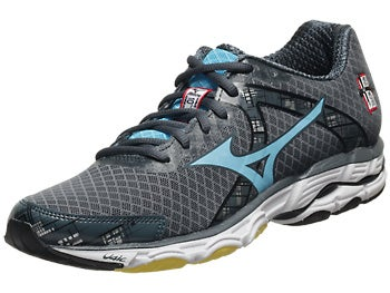 Mizuno Wave Inspire 10 Women's Shoes Sla/Aq/Aur