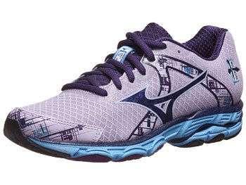 Mizuno Wave Inspire 10 Women's Shoes Orchid/Blue