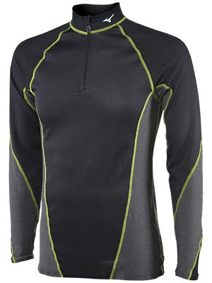 Mizuno Men's Breath Thermo Stretch 1/2 Zip