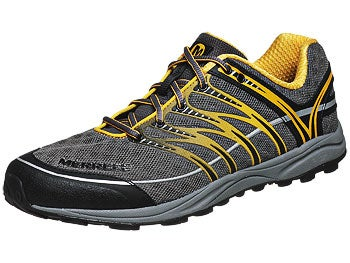 Merrell Mix Master 2 Men's Shoes Charcoal/Yellow