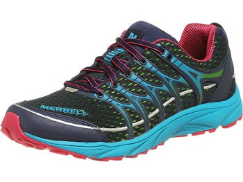 Merrell Mix Master Move Glide Women's Shoes Blue Depths