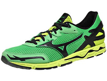 Mizuno Wave Musha 5 Men's Shoes Green/Anth/Lime