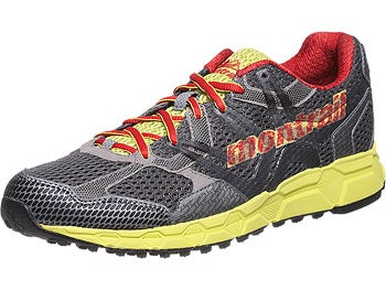 Montrail Bajada Men's Shoes Coal/Sail Red