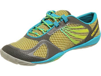 Merrell Pace Glove 2 Women's Shoes Lemon