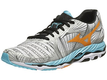 Mizuno Wave Paradox Women's Shoes Wht/Mar/Aq