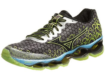 Mizuno Wave Prophecy 3 Men's Shoes Slate/Sil/Pun