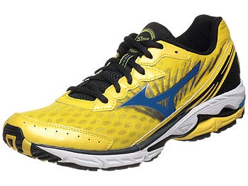 Mizuno Wave Rider 16 Men's Shoes Yellow/Blue
