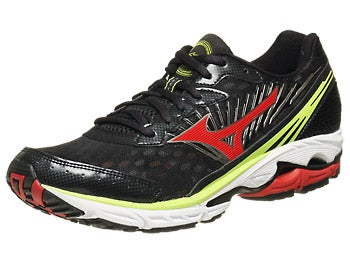 Mizuno Wave Rider 16 Men's Shoes Anth/Red/Yel
