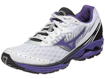 Mizuno Wave Rider 16 Women's Shoes White/Violet