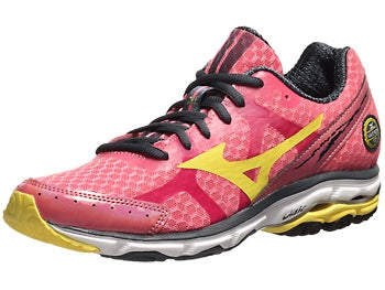 Mizuno Wave Rider 17 Women's Shoes Cor/Aur/Slate