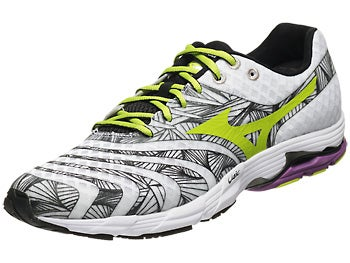 Mizuno Wave Sayonara Men's Shoes White/Punch/Black
