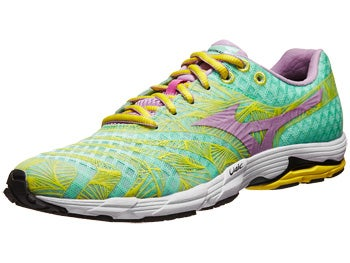 Mizuno Wave Sayonara Women's Shoes Cabbage/Orchid