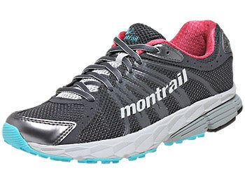 Montrail FluidBalance Women's Shoes Black/Afterglow
