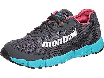 Montrail FluidFlex Women's Shoes Coal/Sea Salt