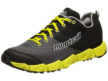 Montrail FluidFlex II Men's Shoes Grill/White