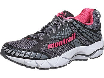 Montrail FluidFeel Women's Shoes Charcoal/Afterglow
